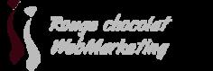 Logo Rouge chocolat